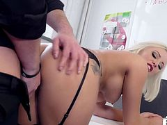 naughty office sex