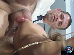 Victoria Swinger and Mike Foster assfucking sessions