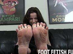 I will give you the sexy feet you desire