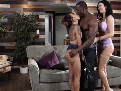 Interracial Full Movie Zero Tolerance I Banged A Black Guy With My Stepmom