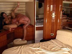 Anal Sex In Luxury Cabin - Honey Demon