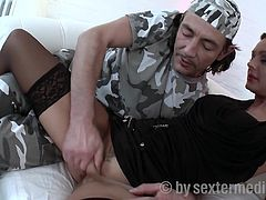 Anal Milf in extreme area