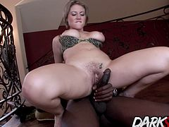 Velicity Von Parades That Phat Booty till BBC Comes and Reams Her Asshole