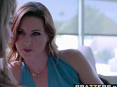 Hot And Mean - Karina White Karlie Montana - Fuck Friends Never Get Married - Trailer preview - Brazzers