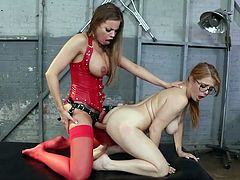 penny pax was punished and fucked in the ass