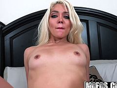 Mofos - Mofos B Sides - Elizabeth Jolie Tony Rubino - Big Dick For Blonde Latina