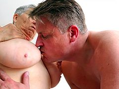 Old mature whores get young cocks