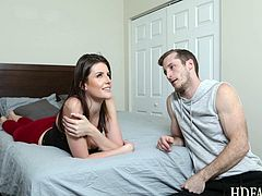 Michele James Always Complaining to Dad About Stepbrother